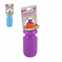 Láhev plastová s pítkem BABY 0,35 L