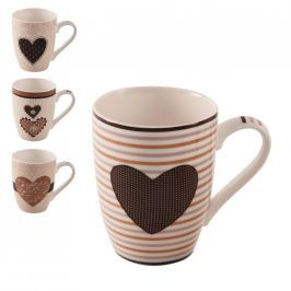 Hrnek porcelánový HEART 0,35 L