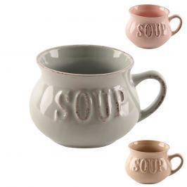 Keramická polévková miska 0,5 L