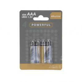 Baterie Powerful AAA 4ks