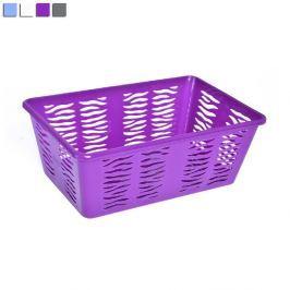 Košík plastový ZEBRA 30 x 20 x 11,1 cm