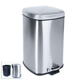 Koš odpadkový nerezový s pedálem 20 L