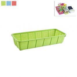 Košík plastový 28 x 11,6 x 5,6 cm