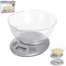 Váha kuchyňská digitální s miskou