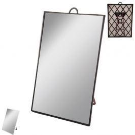 Zrcadlo kosmetické se stojánkem 23 x 30 cm