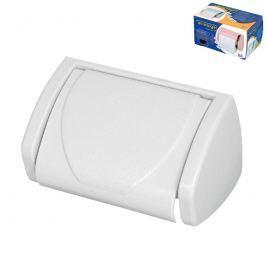 Držák toaletního papíru plastový