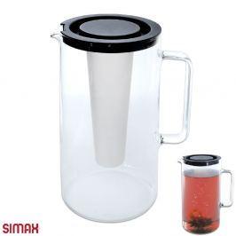 SIMAX Džbán skleněný 2 l