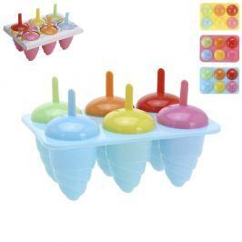 Forma na zmrzlinu plastová