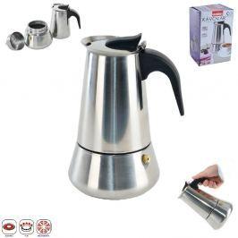 Kávovar nerezový 0,58 L
