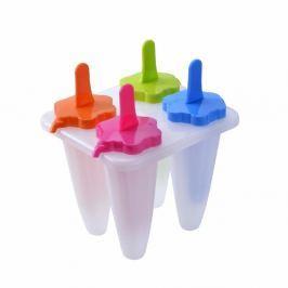Forma na zmrzlinu plastová 4 ks