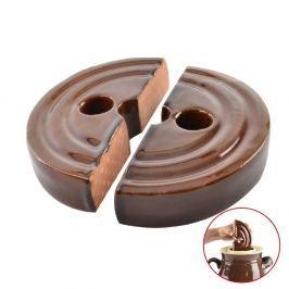 Těžítko keramické do sudu - 23 cm