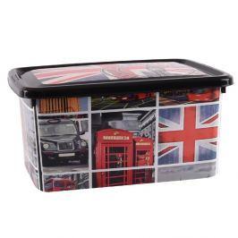 Orion Box s víkem Londýn, 15 l