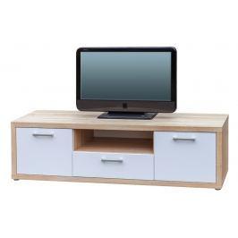 Nova RTV 150, dub sonoma/bílá