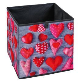 Heart 2, motiv srdce se vzorem