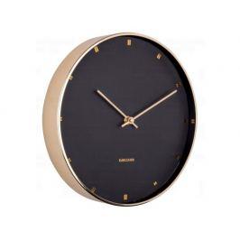 Designové nástěnné hodiny 5776BK Karlsson 27cm