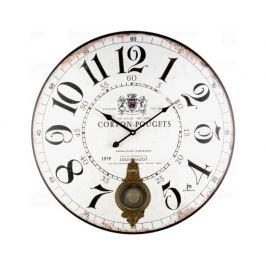 Designové nástěnné hodiny 21529 Lowell 58cm