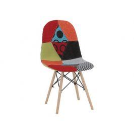 Jídelní židle Cubicolo, mix barev