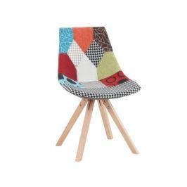 Jídelní židle Sabanas, látka patchwork