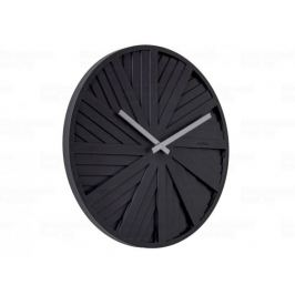 Designové nástěnné hodiny 5839BK Karlsson 40cm