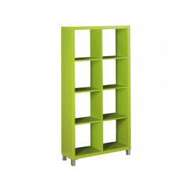 Regál Bunkin 3, zelená