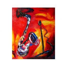 Obraz - Saxofon