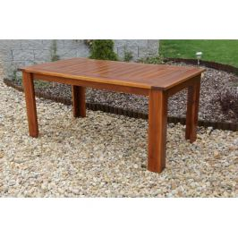 Zahradní stůl Mevan, bez povrchové úpravy