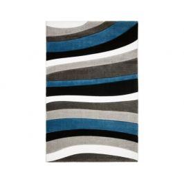 Kusový koberec Moderno 904/grey-blue stripe