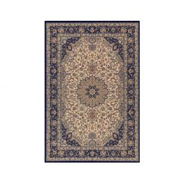Perský kusový koberec Diamond 7252/100, modrý Osta