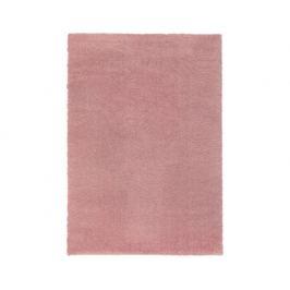 Kusový koberec Velour plus light pink