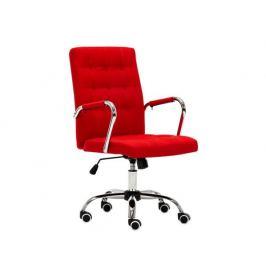 Kancelářské křeslo MORGEN, červená