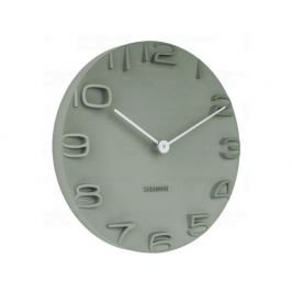 Designové nástěnné hodiny 5311GR Karlsson 42cm