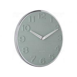 Designové nástěnné hodiny 5759GR Karlsson 30cm