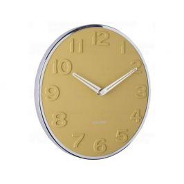 Designové nástěnné hodiny 5759YE Karlsson 30cm