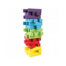Hra věž, 60 kostiček + kostka
