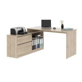 Monoblok stolový GP01, dub sonoma