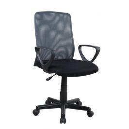 Kancelářské křeslo ALEX, černá/šedá