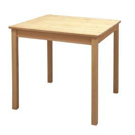 Jídelní stůl J7842-I, masiv borovice