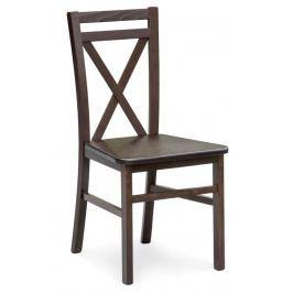 Židle DARIUS 2, tmavý ořech