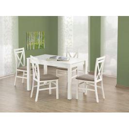 Jídelní stůl KSAWERY, bílý