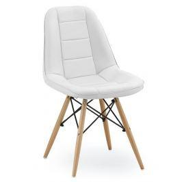 Jídelní židle VERDI, bílá