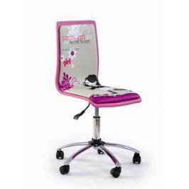 Dětská židle FUN-1, růžová