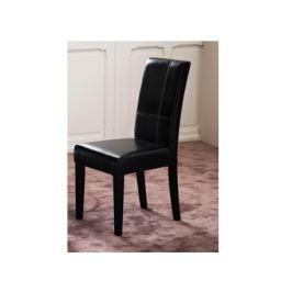 GEVARA, židle, černá