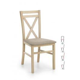 Židle DARIUS, dub sonoma