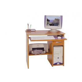 PC stůl s výsuvnou deskou MEDIUM, barva: