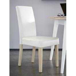GEVARA, židle, bílá