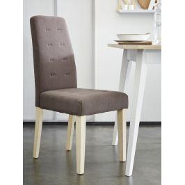 ALFIS, židle, hnědá
