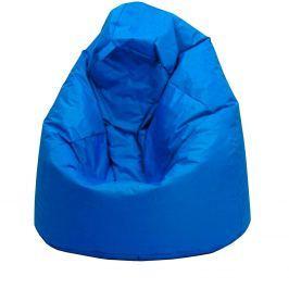 JUMBO, sedací vak, modrá