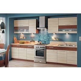 Kuchyně KAMMDUO 210-Z8, hruška/ořech