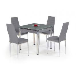 Jídelní stůl rozkládací KENT, šedý
