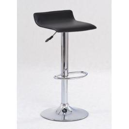 Barová židle H-1, černá